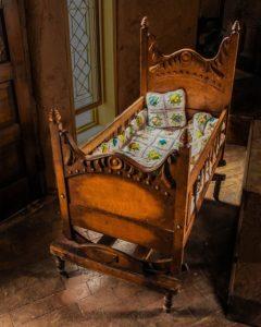 komfortables Babybett